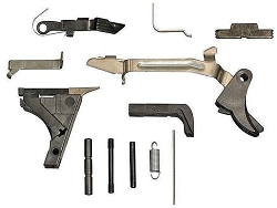 Glock 19 9mm- lower parts kit